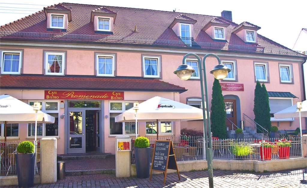 Cafe, Bistro, Hotel Promenade Weißenhorn